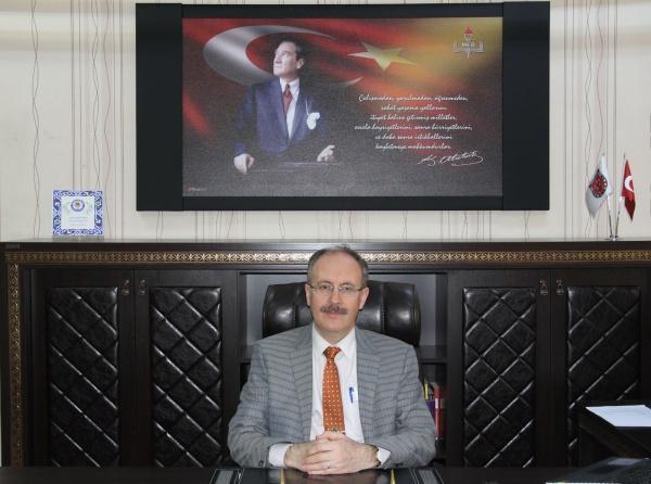 Ahmet İYİBİLDİREN - OKUL MÜDÜRÜ